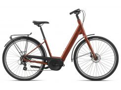 Велосипед Orbea OPTIMA A30 2019 Orange (J42718XG)