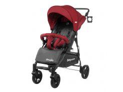Коляска прогулочная Babycare Strada CRL-7305 Apple Red
