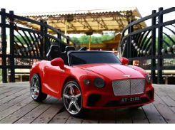 Детский электромобиль Tilly T-7644 EVA RED