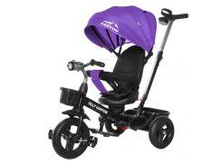Велосипед трехколесный Tilly Canyon T-384 фиолетовый