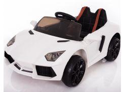 Детский электромобиль Tilly T-753 White