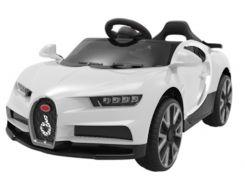 Детский электромобиль Tilly T-7638 White