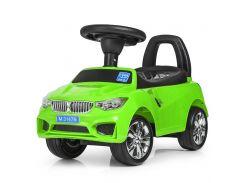 Каталка-толокар Bambi BMW M 3147B(MP3)-5 Green (M 3147B(MP3))