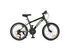 "Велосипед Profi 20"" G20FIFA A20.2 Black-Green (G20FIFA A20.2)"