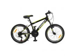 "Велосипед Profi 20"" G20FIFA A20.3 Black-Yellow (G20FIFA A20.3)"