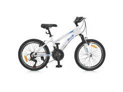 "Велосипед Profi 20"" G20VEGA A20.1 White (G20VEGA A20.1)"