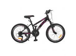 "Велосипед Profi 20"" G20VEGA A20.2 Black (G20VEGA A20.2)"