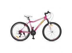 """Велосипед Profi 26"""" G26CARE A26.1 Pink (G26CARE A26.1)"""