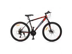"""Велосипед Profi 26"""" G26ENERGY A26.1 Black-Red (G26ENERGY A26.1)"""