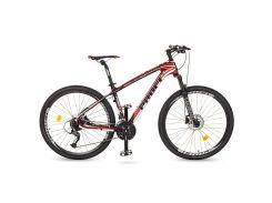 "Велосипед Profi 27.5"" EB275STUBBORN CB275.1 Black Red (EB275STUBBORN CB275.1)"