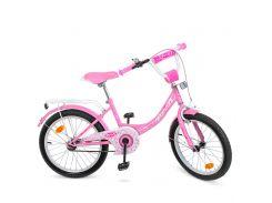 Велосипед детский PROF1 20д. Y2011 розовый