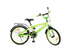 Велосипед детский PROF1 20д. T20173 черный
