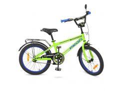 Велосипед детский PROF1 20д. T2072 салатовый