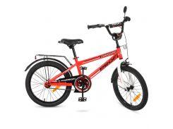 Велосипед детский PROF1 20д. T2075 красный
