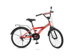 Велосипед детский PROF1 20д. T2031 красный