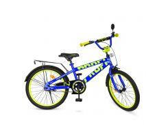 Детский велосипед PROF1 20д. T20175 синий