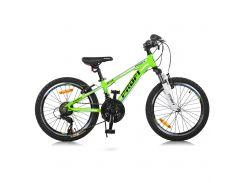 "Велосипед Profi 20"" G20A315-L-2B Green Blue (G20A315-L-2B)"