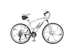 """Велосипед Profi 26"""" BLADE 26.1W White (BLADE 26.1W)"""