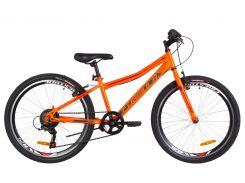 """Велосипед 24"""" Formula FOREST 14G Vbr рама-12,5"""" St оранжево-бирюзовый 2019 (OPS-FR-24-159)"""