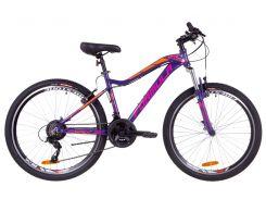 """Велосипед 26"""" Formula MYSTIQUE 2.0 AM 14G Vbr рама-16"""" Al фиолетово-оранжевый 2019 (OPS-FR-26-262)"""