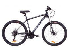 """Велосипед 27.5"""" Formula THOR 1.0 AM 14G DD рама-19"""" Al оранжево-черный с бирюзовым 2019 (OPS-FR-27.5-013)"""