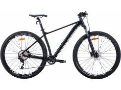 """Велосипед AL 27.5"""" Leon XC-60 AM с локаутом HDD рама-20"""" черный (м) 2020 (OPS-LN-27.5-075)"""