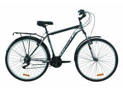 """Велосипед 28"""" Formula MAGNUM 2020 (серо-черный)"""