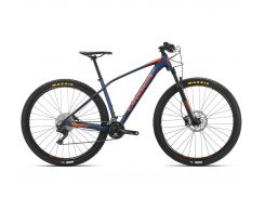 Велосипед Orbea ALMA 29 H30-XT 2019 Blue - Orange (J22818DQ)
