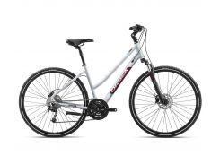 Велосипед Orbea COMFORT 12 2019 Grey - Garnet (J40717QQ)