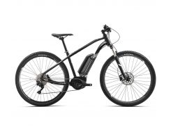 Велосипед Orbea KERAM 29 20 2019 Black - White (J31318XB)