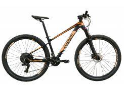 """Велосипед 27.5"""" COMP Harvard 2020 (черно-оранжевый (м))"""