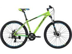 "Велосипед WINNER 27,5"" IMPULSE 19"" зеленый (19-140) 2019"