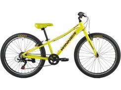 "Велосипед WINNER 24"" CANDY (зеленый)(20-135)"