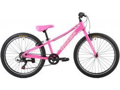 "Велосипед WINNER 24"" CANDY (розовый)(20-136)"