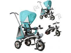 Детский велосипед M 3212A-1 синий