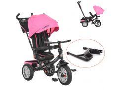 Велосипед Turbo Trike M 3646A-15 Light Pink (M 3646A-15)