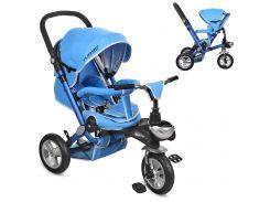 Велосипед Turbo Trike M AL3645A-12 Blue (M AL3645A-12)