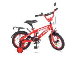 Велосипед детский PROF1 14д. T14171 красный