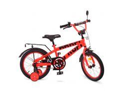 Велосипед детский PROF1 18д. T18171 красный