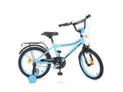 Велосипед детский PROF1 18д. Y18104 бирюзовый