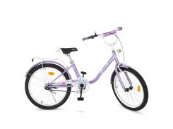 Велосипед детский PROF1 20д. Y2083 фиолетовый