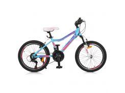 """Велосипед Profi 20"""" G20CARE A20.2 Blue (G20CARE A20.2)"""