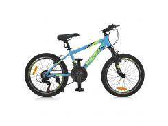 """Велосипед Profi 20"""" G20PLAIN A20.2 Blue (G20PLAIN A20.2)"""