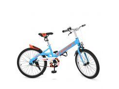 Велосипед детский PROF1 20д. W20115-2 синий