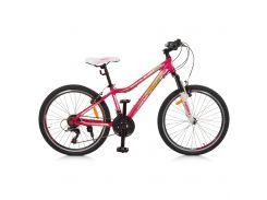 """Велосипед Profi 24"""" G24CARE A24.1 Pink (G24CARE A24.1)"""