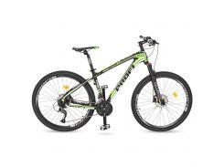 "Велосипед Profi 27.5"" EB275STUBBORN CB275.3 Black Green (EB275STUBBORN CB275.3)"