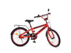 Детский велосипед PROF1 20д. T20171 красный