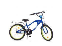 Детский велосипед PROF1 20д. Y20182 TRAVELER зеленый