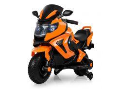 Детский электромотоцикл Bambi M 3681AL-7