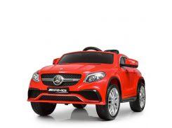Детский электромобиль Bambi M 4146 EBLR-3 Mercedes, красный